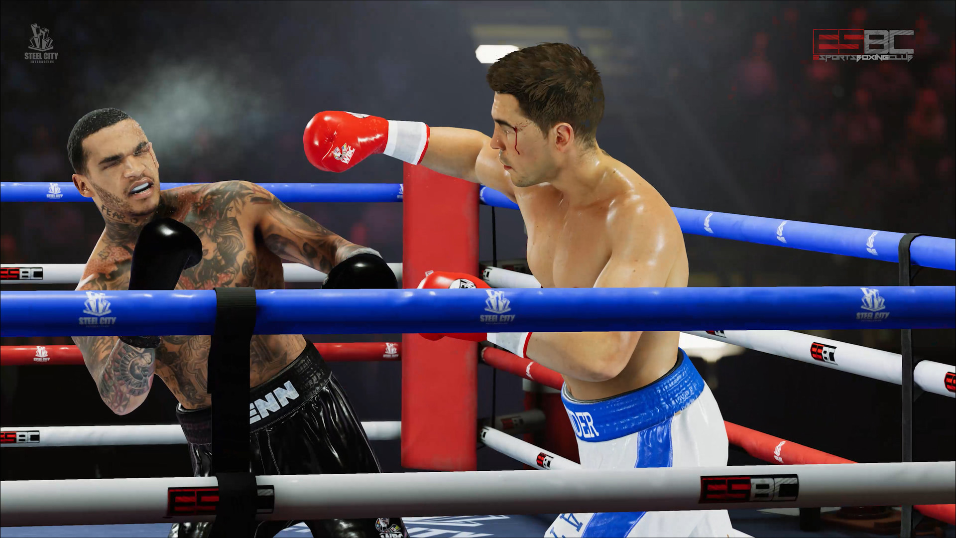Esports boxing club enlists 100 boxers to early access