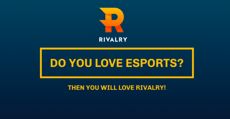 Rivalry, esports bookmaker, joins sports betting leaders