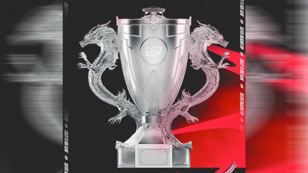 LPL has unveiled the Tiffany & Co. designed Summer Final Trophy